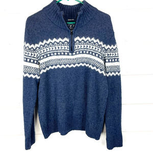 American Eagle Outfitters Nordic Wool Sweater